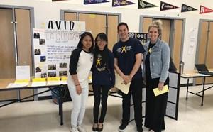 Jordan Students Showcase Strong AVID Program - article thumnail image