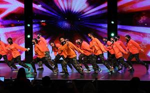 Jordan Intermediate Dance Team Takes First Place - article thumnail image